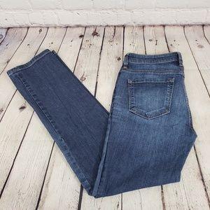 Ann Taylor Loft modern straight 27\4 Jeans
